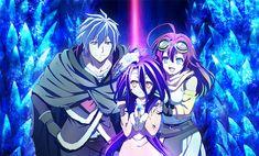Riku y schwi - game No lofe Zero Shiro, Chica Anime Manga, Kawaii Anime, Anime Art, Kingdom Hearts, Pink Wallpaper Anime, Game No Life, The Ancient Magus, Fanart