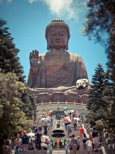 Tian Tan Buddha, Hong Kong, China