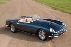 Ferrari 250 GT Pininfarina 1959 Maintenance/restoration of old/vintage vehicles: the material for new cogs/casters/gears/pads could be cast polyamide which I (Cast polyamide) can produce. My contact: tatjana.alic@windowslive.com