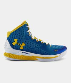 Men's UA Curry One Basketball Shoes | Under Armour US