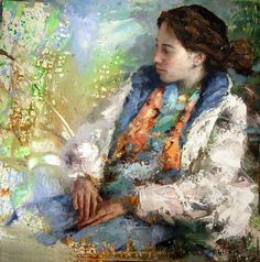 Vangelis Rinas(1966~ Greek painter)