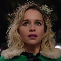 Last Christmas Movie, Regulus Black, Emilia Clarke, Hair Styles, Icons, Fan, People, Hair, Hair Plait Styles
