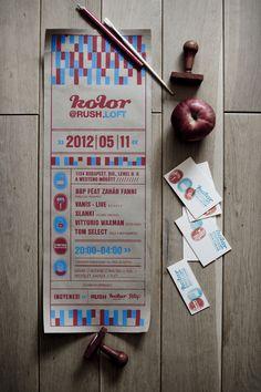 Identidad Corporativa - Kolor. http://9musas.net/lleva-la-imagen-de-tu-empresa-a-todos-lados/