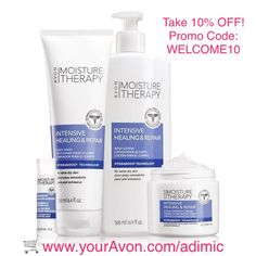 Moisture Therapy Healing & Repair Collection
