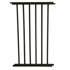 VersaGate Hardware Mounted Pet Gate Extension * Don't get left behind, see this great  product (This is an amazon affiliate link. I may earn commission from it)