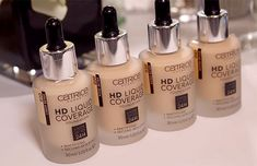 HD Liquid Coverage Foundation 010 | CATRICE COSMETICS