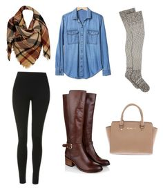 Untitled #43 by aliciabivona on Polyvore featuring polyvore, fashion, style, Gap, UGG, Topshop, Monsoon, Michael Kors, Sylvia Alexander and clothing