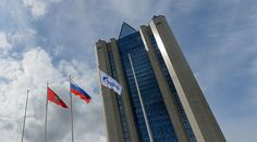 With Western credit cut, Gazprom looks east for funding  http://pronewsonline.com  The headquarters of Gazprom company in Moscow, Russia. ©Vasily Maximov