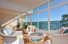 Palmanova properties: 2 bedroom, 2 bathroom sea view apartment for sale in Villamar 2 Palmanova, Mallorca