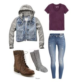 """""""Hermione Granger inspired fall outfit"""" by ashlyn on Polyvore"""