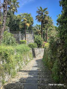 Scalinata Della Ruga, Walk to Ascona, Switzerland.