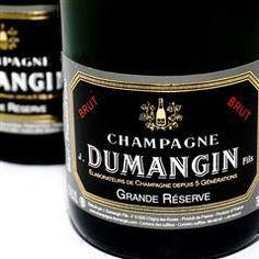 Champagne: Dumangin Fils. Brut Grande Réserve