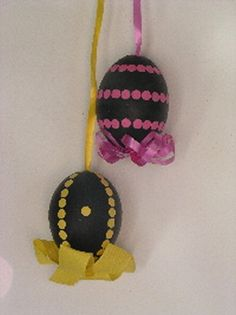 Velikonoční kraslice tradičně i netradičně » Tvoříme pro radost