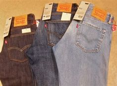 Best of Levi´s red tab selvedge denims. What´s not to love?