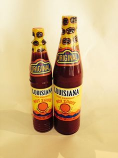 ORIGINAL Louisiana Hot Sauce is the hot sauce of Louisiana, a distinction that no other hot sauce can make. It can be considered as one of the very first commercially available Cajun food products, fi