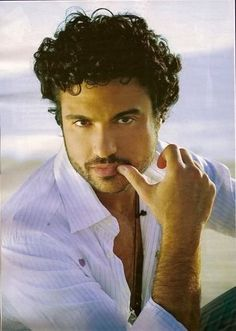 Jaime Camil. One of the BEST actors ever! Cute, charismatic, and an overall good guy:) Love this guy:)