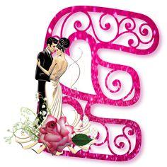 Wedding Images, Minnie Mouse, Alphabet, Romantic, Fancy, Disney Princess, Disney Characters, Heart, Alpha Bet