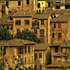Siena, Italy the town I was named after!! I hope more than anything to get a chance to visit there when I go to Europe!!!