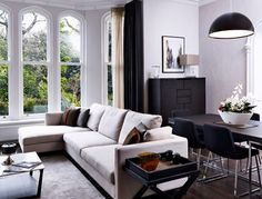Modern Living Design Ideas, Pictures, Remodel and Decor