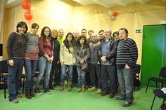 Grupo de Barcelona febrero 2014