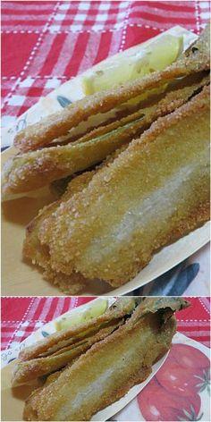 Coste di bieta panate e fritte, troppo sfiziose ! #bieta #costedibieta #costefritte #bietafritta #ricettegustose
