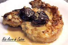 Recette de Côtes de porc aux pruneaux : la recette facile