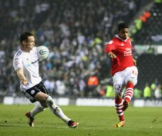 Forest VS Derby