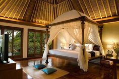 Paradise found. Kamandalu Resort and Spa, Ubud, Bali