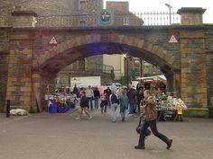 Magazine Gate, Derry City