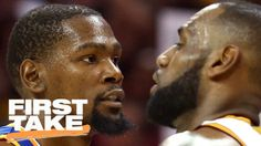Kevin Durant Is 'Single-Handedly Ruining' LeBron James' Legacy | First Take | June 9, 2017 - USANEWS.CA