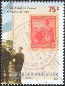 Creation of the Post Office named South Orcadas