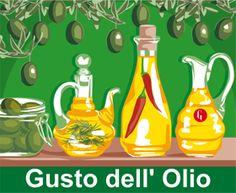 spécialités italiennes, produits gastronomiques italiens, bienfaits huile d'olive italienne , vertus huile d'olive italienne
