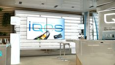 IQOS Flagship Store, Chiado - Lisboa   Philip Morris on Behance Camera Store, Graphic Design Services, Keep It Cleaner, Behance, Events, Lisbon