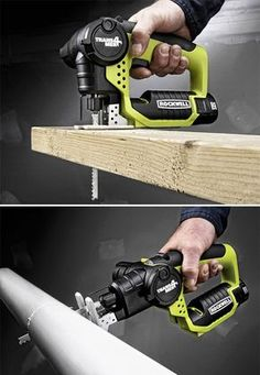 Another power tool I want to add to my collection. Like father like daughter