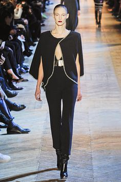 Yves Saint Laurent RTW Fall 2012