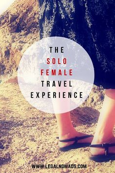 How do you travel safely as a woman? In this post I share my views on this hot topic, as well as providing invaluable safety tips for those thinking about a trip in a foreign land (solo or in company). For even more practical advice, have a look at the dedicated section on my World Travel Resources Page (http://www.legalnomads.com/wds#solo) or my original post on my experiences here: http://www.legalnomads.com/2011/09/the-solo-female-travel-experience.html #solotravel #travelsafety