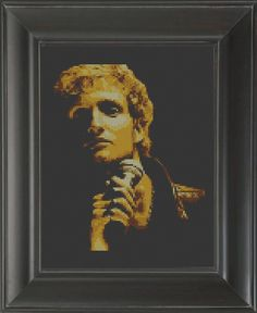 Layne Staley - Cross Stitch Pattern Chart – Crass Cross Cross Stitch Charts, Cross Stitch Patterns, Layne Staley, Dmc Floss, Color Schemes, Instagram Posts, R Color Palette, Colour Schemes, Color Palettes