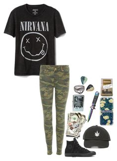 """""""*MAN THEY COULDN'T FIND ANY OTHER SMOKE TO MAKE ME OUT OF SO THEY JUST USED WEED SMOKE*"""" by savanna-bugg ❤ liked on Polyvore featuring Gap, True Religion, Palm Angels, Casetify and Market"""
