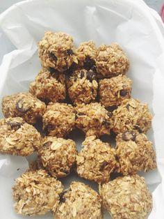 Gluten Free Goodies: Cookie Dough Energy Bites