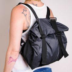 Travel/bag Out of stock. dark grey backpack diaper bag vegan  by Welovefuss