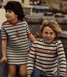 Vintage Knit Pattern