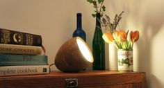 Spotty Lamp from Obe and Co design