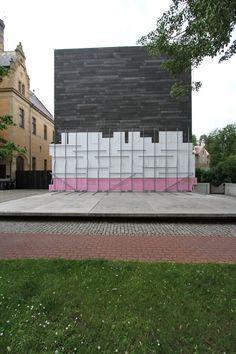 L. Peroutka, J. Stolín, P. Stolín, Izolace 2016, Instalace, Regional Art Gallery in Liberec