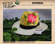 Sombrero Pintado a Mano..!  HandMade INSTAGRAM   vicky silvap FACEBOOK   Simbreros VickySilva CEL  +57 317-294-3383 a33ca7a2257