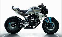 未來新復古。HONDA 公開150SS Racer 原型車 | SUPERMOTO8