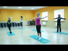 12.Callanetics.wmv - YouTube Exercises, Workouts, Flabby Arms, Ballet Barre, Calisthenics, Fitness, Youtube, Exercise Routines, Excercise