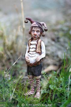 OOAK Miniatur Artdoll 1:12th von Tatjana Raum Dollhouse Größe auf Etsy, 438,66€