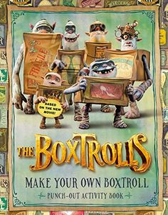 Think Inside The Box, brought to you by Amazon.com & The Boxtrolls