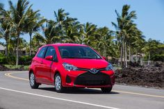 10+ Awesome 2015 Toyota Yaris Wallpapers