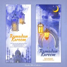 Ramadan Kareem. Ready for sacred!